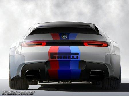 ����������� BMW RZ-M6 �� X Design