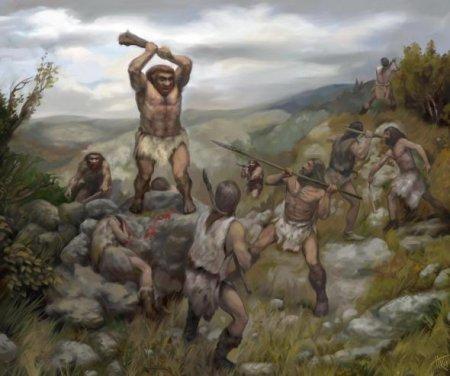 Неандерталомор: страшная Правда о геноциде