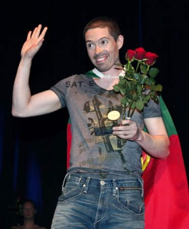 Mr. Gay Europe 2009