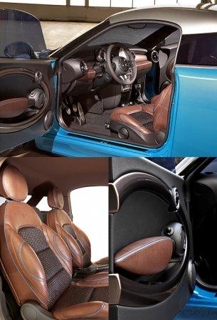 Во Франкфурт приедет идеолог марки MINI — двухместный Coupe Concept