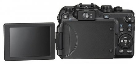 Canon PowerShot G11: война мегапикселей окончена