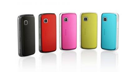 Nokia 5230 бюджетная версия 5800