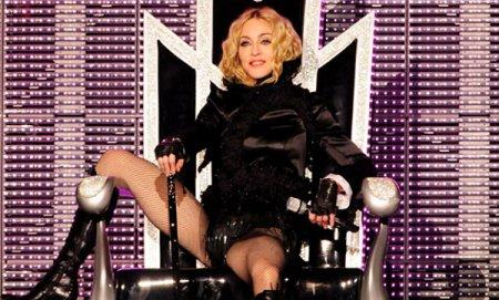 Мадонну освистали в Румынии