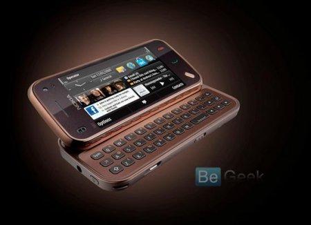 Официальное изображение Nokia N97 Mini