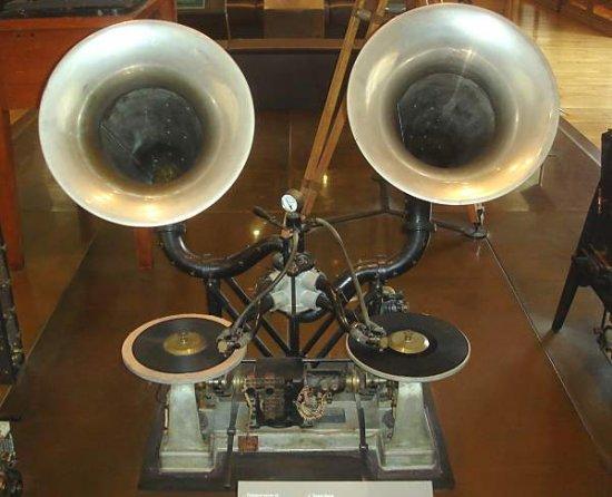 Диджейское оборудование образца 1910 г.