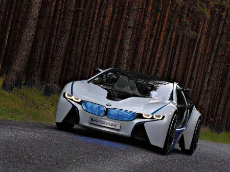 BMW представляет гибрид Vision EfficientDynamics