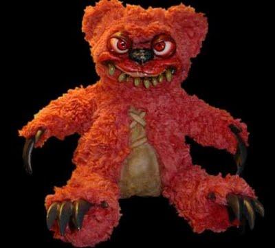 Игрушки для детей-зомби