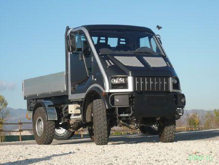 Новый «УАЗ» UAZ T-REX : неожиданная сенсация