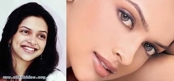 Индийские актрисы без макияжа