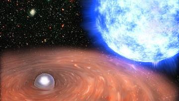 Астрономы предсказывают взрыв сверхновой через несколько миллионов лет