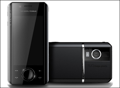 Компания General Mobile начала продажи «гуглофона» DSTL1