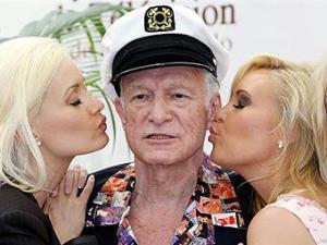 Основатель Playboy решил развестись