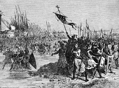 Что делали тамплиеры в Америке... задолго до её открытия Колумбом?