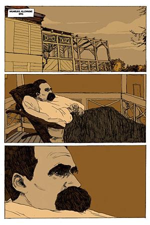 Ницше стал человеком