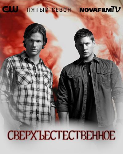 Сериал: Supernatural / Сверхъестественное. Сезон 5. Серии 1-22