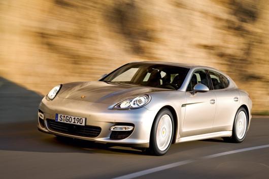 Porsche Panamera - в Минске!