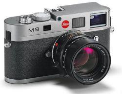 Leica M9: полная матрица всего за $8000