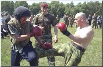 Как научиться драться?