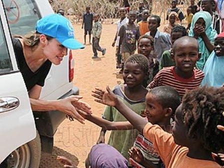 Анжелина против холеры