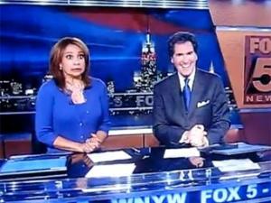 Ведущий Fox News выругался в прямом эфире