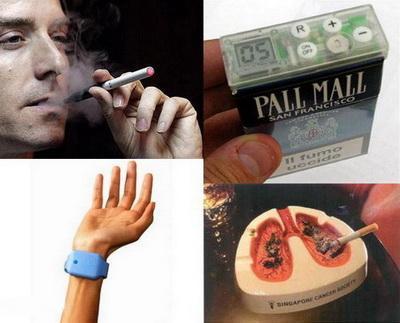 Бросай курить! Обзор антиникотиновых гаджетов и девайсов