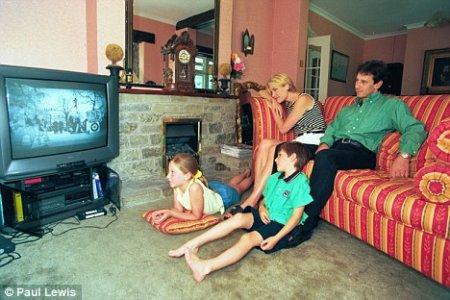 Телевизор препятствует развитию ребенка