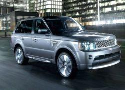 Land Rover представила спецверсию Range Rover Sport