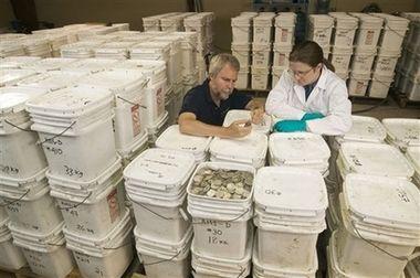 В Атлантическом океане нашли сокровища на 500 млн