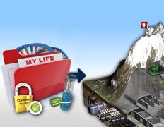 Швейцарский банк сохранит навечно воспоминания и код жизни клиента