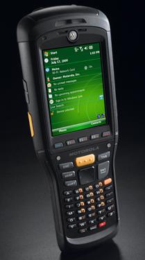 Motorola MC9500: мобильный компьютер премиум-класса