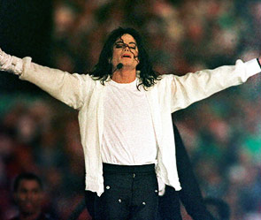Мир услышит новую песню Майкла Джексона