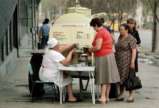 Назад в СССР : советская торговля