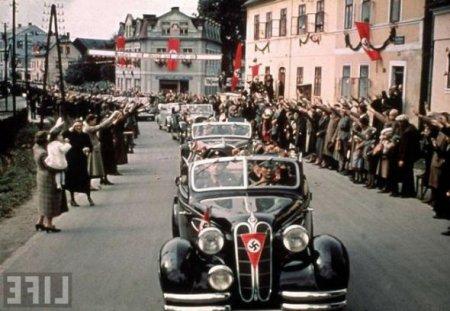 1 сентября 1939 г начало Второй мировой войны