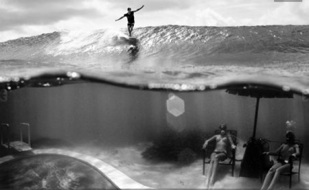 Kреативный сёрфинг