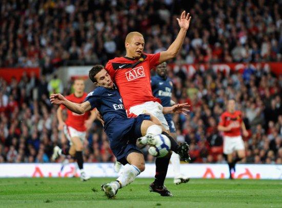 "Битва Титанов ""Manchester United vs Arsenal"""