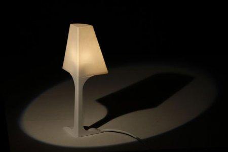 Четверть лампы от Ji Young Shon