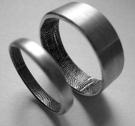 Обручальные кольца Fabuluster