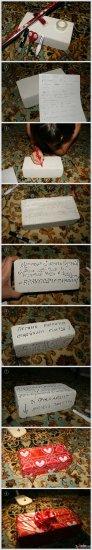 оригинальный свадебный подарок=)