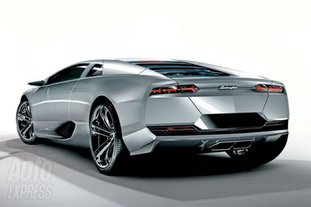 Lamborghini готовит новую модель