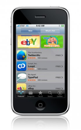 10 самых прибыльных приложений iPhone