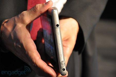 Toshiba представила мультимедийный планшетник
