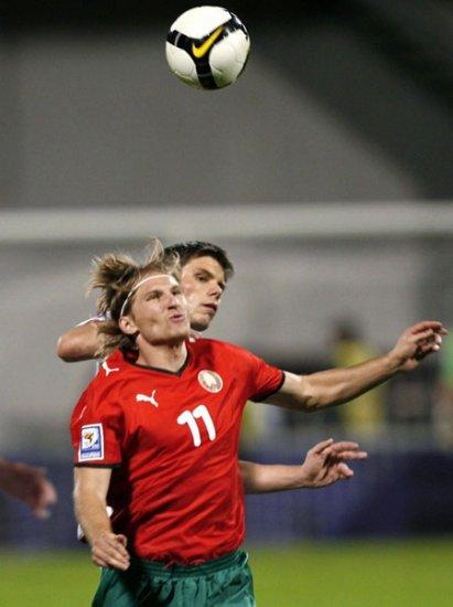 Хорватия 1-0 Беларусь