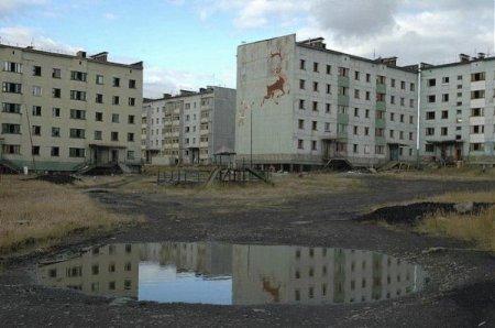 Заброшенные города