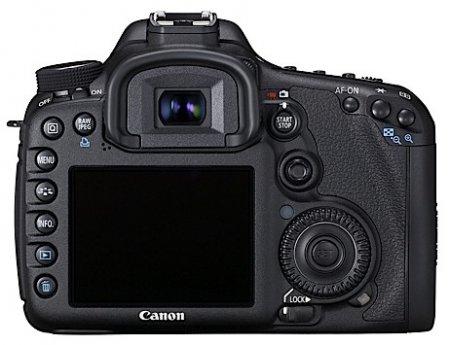 Canon EOS 7D: топовая зеркальная камера с матрицей APS-C