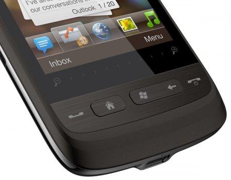HTC Touch 2 первый коммуникатор на Windows Mobile 6.5
