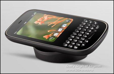 Palm Pixi – тонкий коммуникатор на платформе Palm webOS