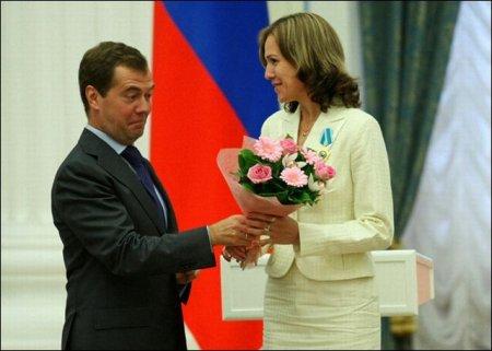 Лица Медведева