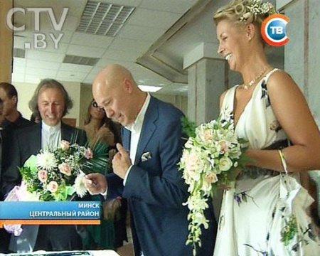 Александр Солодуха женился