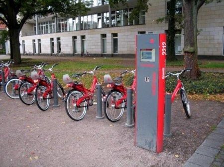Авто-вело-прокат