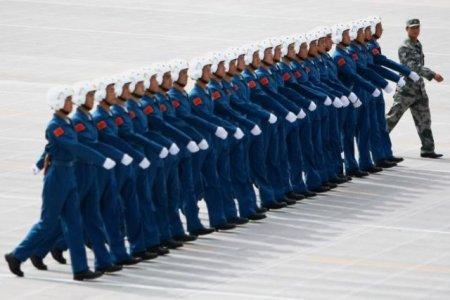 Китайские роботы-пилоты
